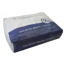 Bílý cement portlandský 25kg